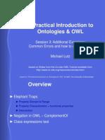 Protege Owl Part 3
