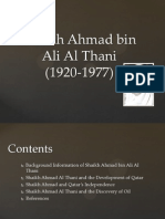 Shaikh Ahmad Bin Ali AlThani