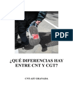 Diferencias Entre CNT y CGT