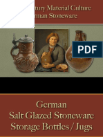 Drinking - German Stoneware