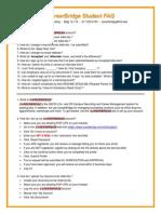 FAQ Career Bridge