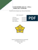 bab 14- pola perilaku auditor.docx