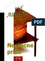 David Albahari Neobicne Price