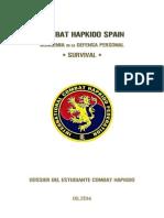 Manual Estudiante Combat Hapkido 05.2014