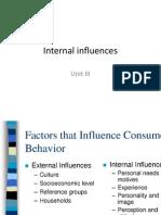 Consumer behaviour Unit1,2, 3