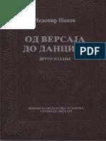 Čedomir Popov - Od Versaja Do Danciga (Skenirano, Cirilica)