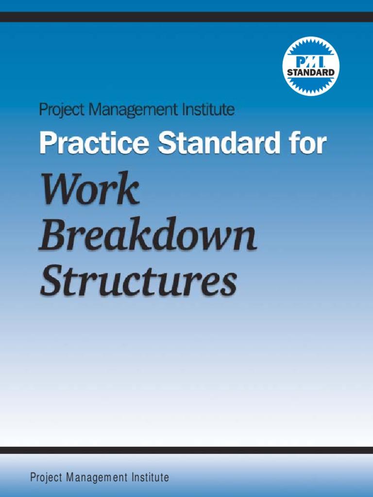 Wbs project management accountability xflitez Choice Image