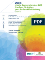 Bruckner Sinfonia 7 (análisis)