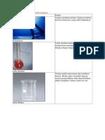 Alat-Alat Kimia Beserta Gambar Dan Fungsinya