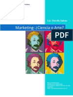 Marketing ¿Ciencia o Arte?