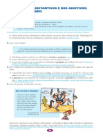 Língua Portuguesa - Flexao Genero e Numeros