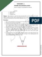 Survey Lab Manual - Diploma