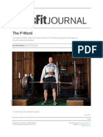 Crossfit Journal - The P-Word