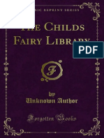 The Childs Fairy Library 1000557763