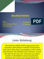 Neurastenia Slide