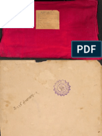 Yantra 3 Pages Dvn Raghunath Alm 28 Shlf1 6164 1906K