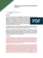 El Uso de La Multimedia en El Proceso de Formacion Del Profesional Multimedia