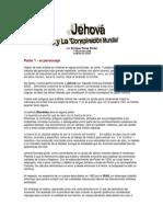 Jehova y La Conspiracion Mundial