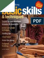 BASIC WOODWORKING SKILLS
