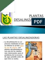 Las Plantas Desalinizadoras - Kevin