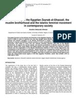A Re-reading of the Egyptian Zaynab Al-Ghazzali, The