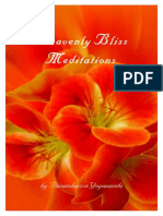 Paramhansa Yogananda - Bliss Meditations