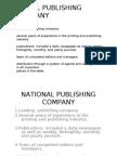 National Publishing Company