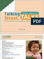 Talkingstreet Part I