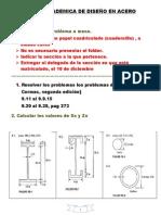 Tarea Academica de Diseño en Acero 2014 II