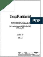 COMPAL LA-5891P NEW50-60-70-80-90 REV 1.0