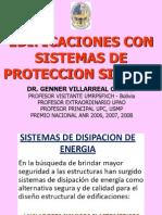 Sistema Proteccion Sismica