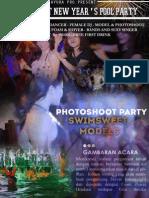 Proposal Pool Party Tahun Baru Medan ayura pro