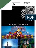 Macarena Palma - Caso Cirque Du Soleil