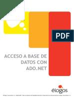 ADO.net Resumen