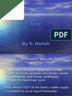 Final Water Presentation