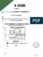 Minas de Almaden - Casiano de Prado