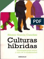 Culturas hibridas