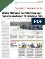 Cerro Muriano se reforzará con nuevas unidades el próximo año