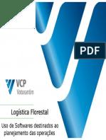 Logistica Florestal- Uso de Softwares Destinados Ao Planejamento Das Operacoes
