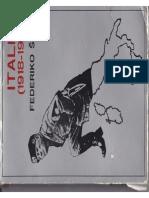 Federiko Šabo - Savremena Italija (1918-1948)