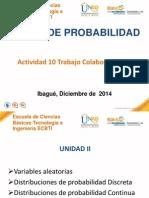 Web Conferencia Probabilidad Trabajo Colaborativo 2