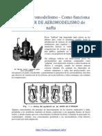 Motores Aeromodelismo Como Funciona Un MOTOR de AEROMODELISMO