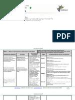 Planificacion Anual Ciencias Naturales 8basico 2014