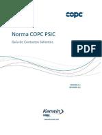 COPC 2013 Version 5.1 Guia de Contactos Salientes 1x- Esp - Mar13