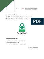 Benetton (Word Final)