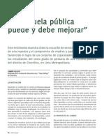 LA ESCUELA PUBLICA PUEDE Y DEBE MEJORAR.pdf