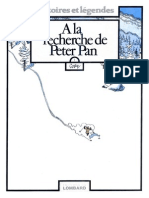 A La Recherche de Peter Pan V1 #1 (of 2) (1984)