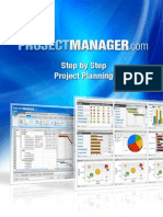 3 Step by Step Project Planning