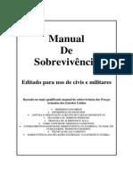 Manual de Sobrevivencia Das Forcas Armadas Americanas Vol I