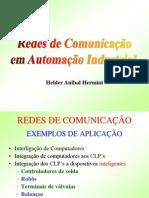 Aula 12 - Redes de Comunicação Em Automação Industrial